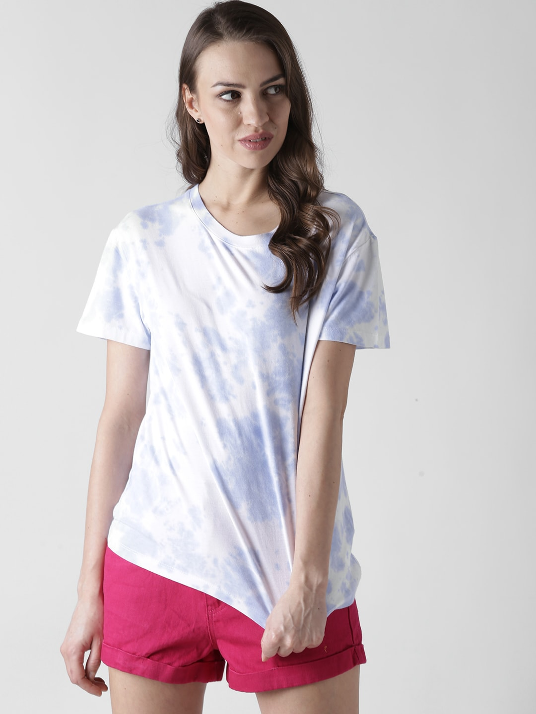 288238fd10f541 Ladies Tops - Buy Tops   T-shirts for Women Online