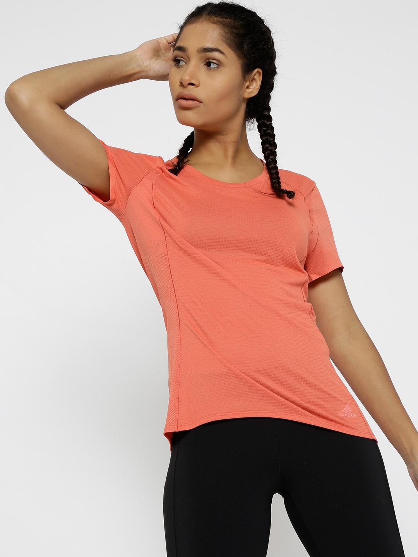 fa8efe67 Tshirt Women Adidas - Buy Tshirt Women Adidas online in India