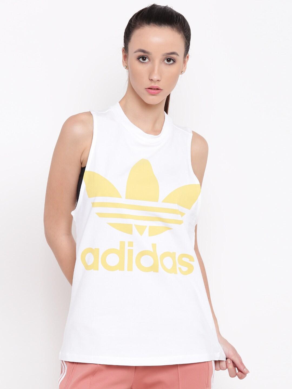 01d4ba1c83 Adidas Originals Printed Topwear - Buy Adidas Originals Printed Topwear  online in India