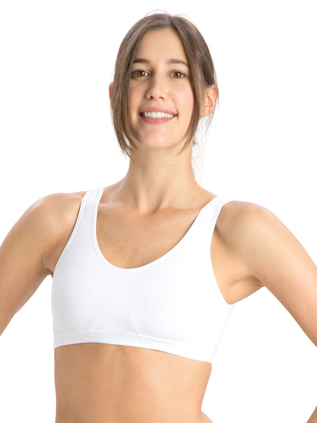02e8bc6000 Jockey Sports Bra - Buy Jockey Sports Bra online in India