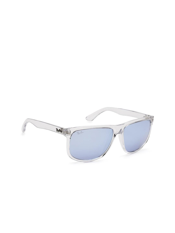 0c34f66b20f Ray Ban Uv Protected Lens Sunglasses - Buy Ray Ban Uv Protected Lens  Sunglasses online in India