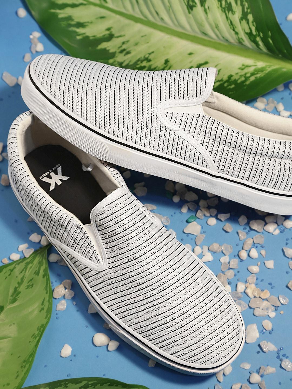 7a947dded91 Kook N Keech Striped Footwear - Buy Kook N Keech Striped Footwear online in  India