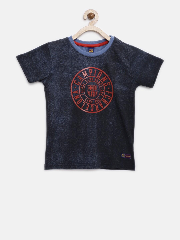 Fc Barcelona Tshirts Buy Fc Barcelona Tshirts Online In India