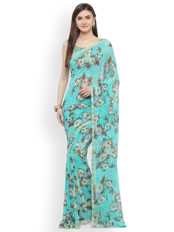 44fdb766626 Floral Sarees - Buy Floral Print Saree Online at Best Price