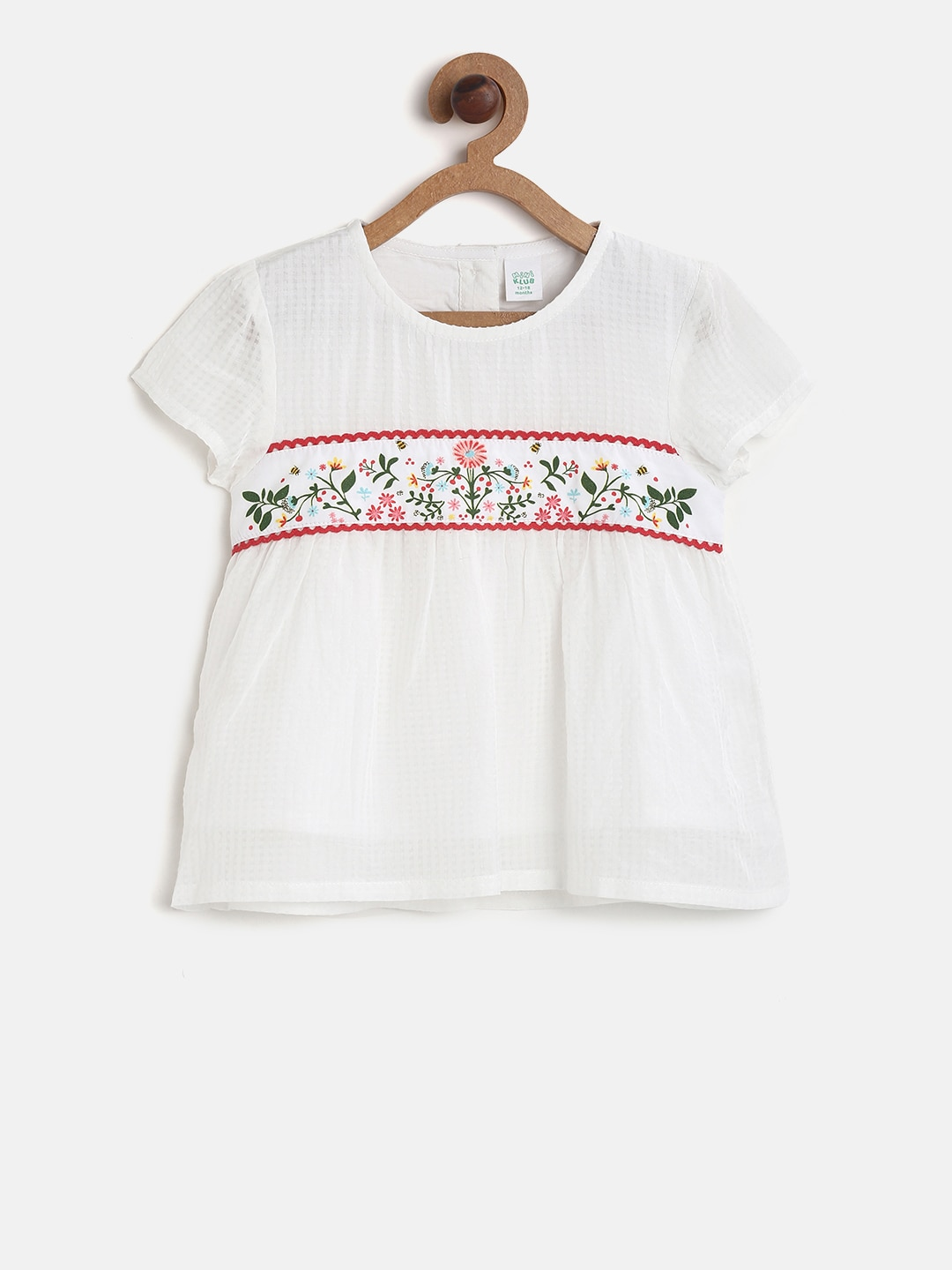 7848a99d667066 Girls Tops - Buy Stylish Top for Girls Online in India