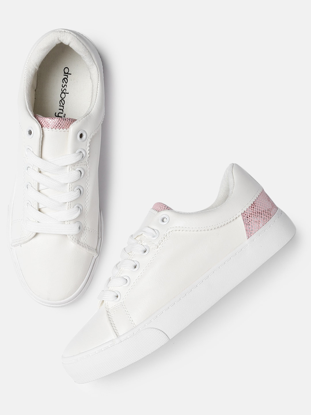 cheap for discount 1ccc5 2346d Women Off White Shoes - Buy Women Off White Shoes online in India