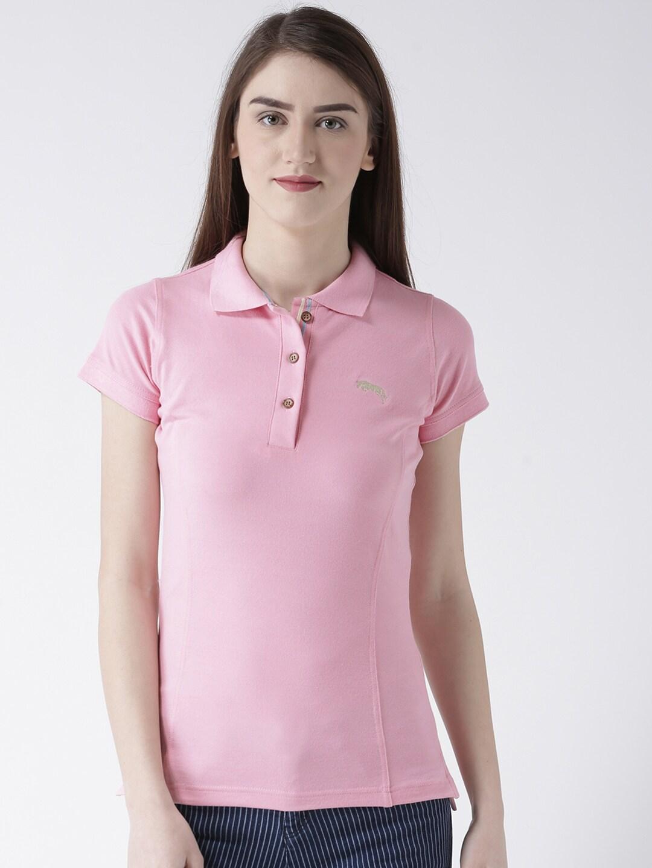 Women Polo Tshirts - Buy Women Polo Tshirts online in India b3246b8f8