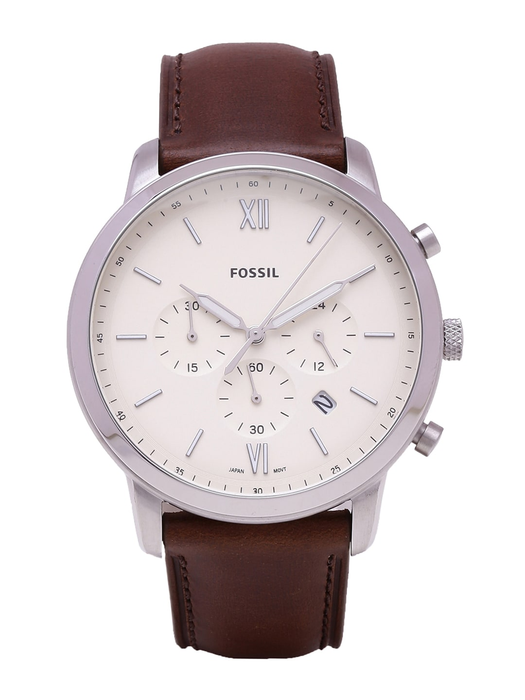 Fossil Watch Buy Watches For Men Women Online Myntra Me3138 Grant Sport Automatic Skeleton Dial Black Leather