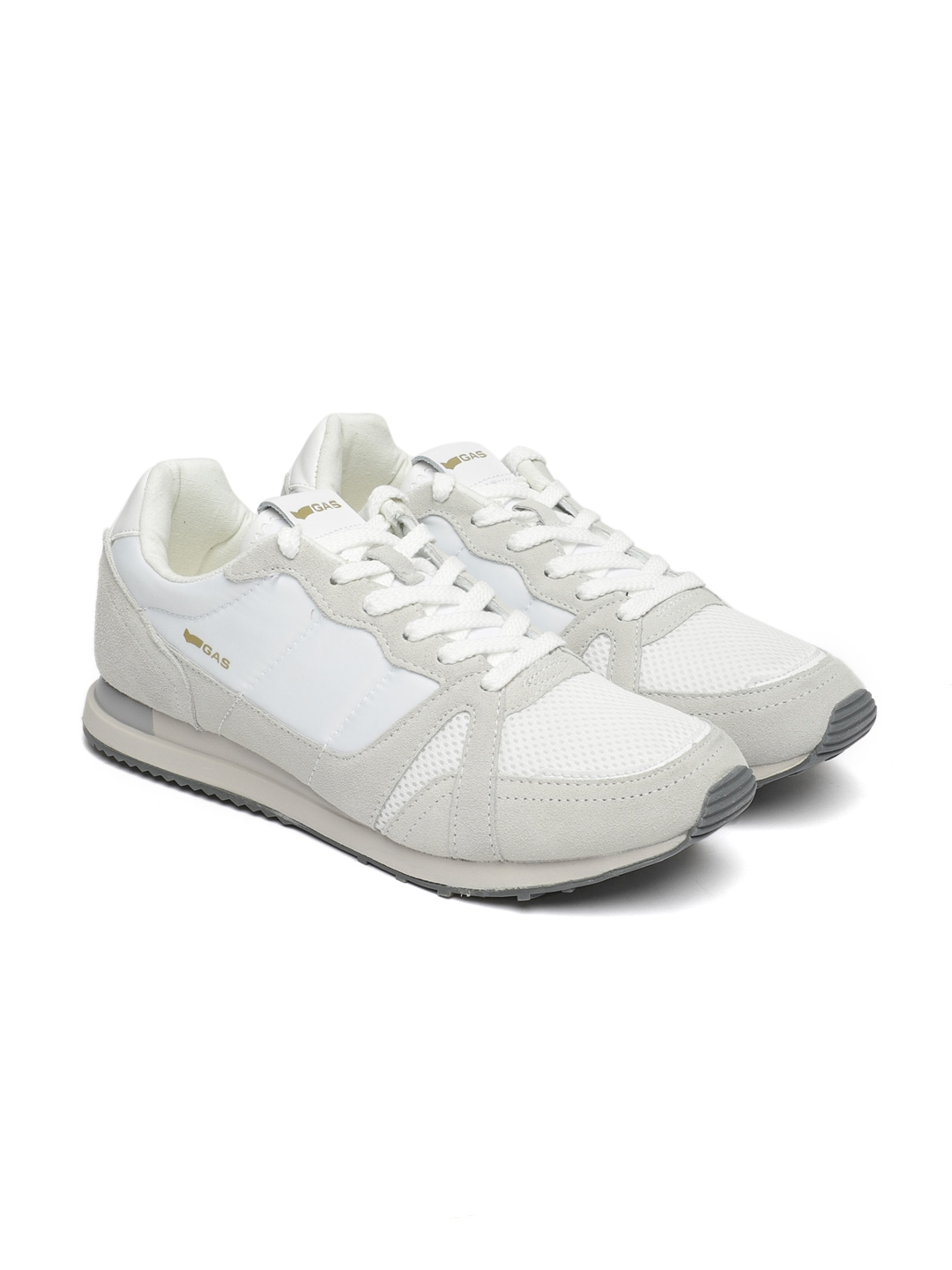 b22857057c8 White Leather Shoes - Buy White Leather Shoes Online in India