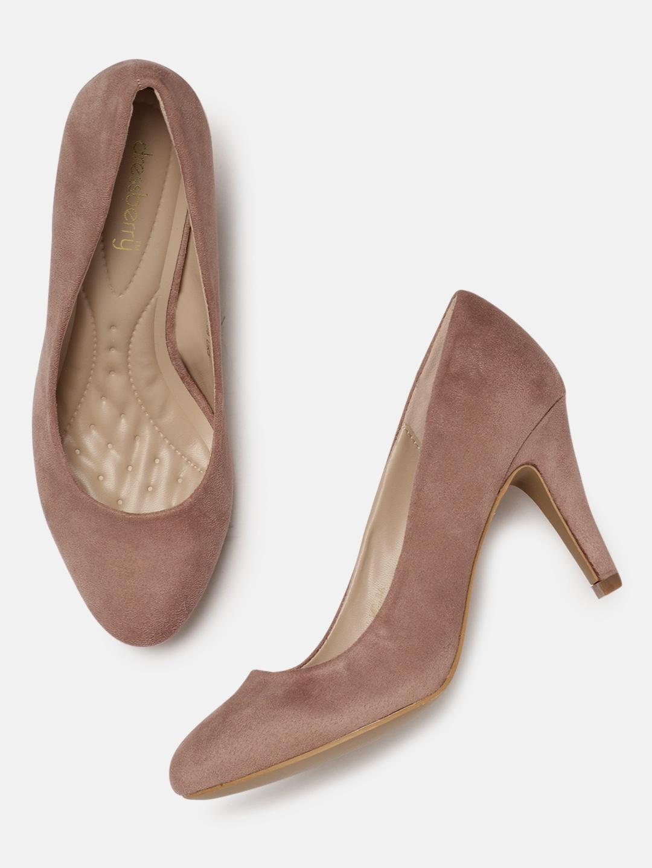 ae532173091 Dressberry Purple Heels - Buy Dressberry Purple Heels online in India
