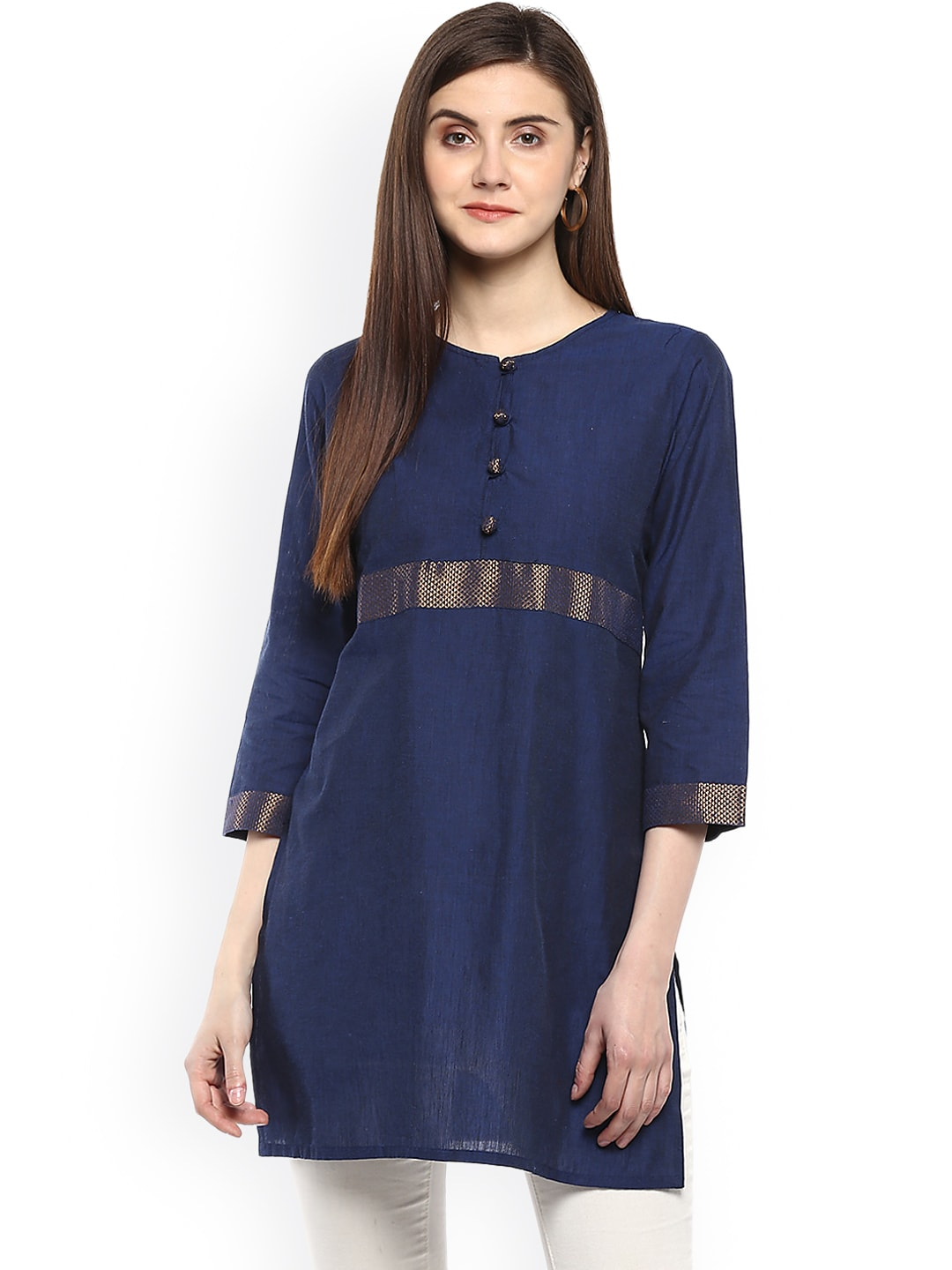 45687a5559a2 Tunics for Women - Buy Tunic Tops For Women Online in India