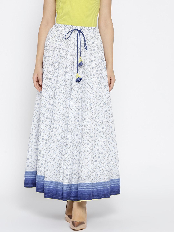 b1f5ea81af Women Biba Skirts - Buy Women Biba Skirts online in India