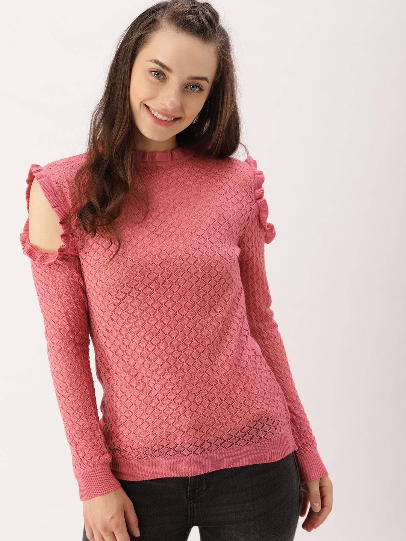 1432d8e5e Sweaters for Women - Buy Womens Sweaters Online - Myntra