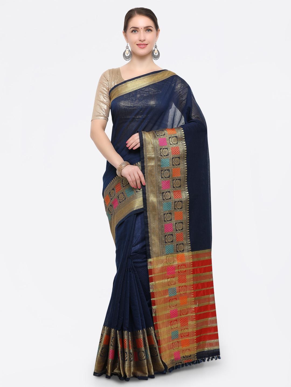 3ab2530ff4e1f Kanjeevaram Saree - Shop Kanjeevaram Silk Sarees Online