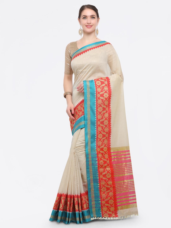 785007dfb471b2 Cotton Silk Saree - Buy Cotton Silk Sarees Online