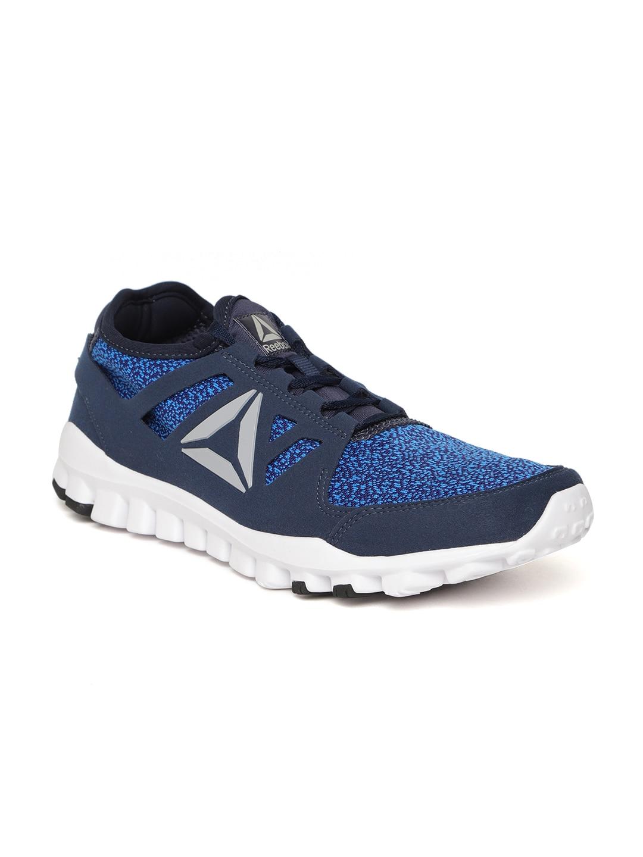 c1b5ad3c51 Reebok Men Blue Travel TR Pro 2.0 Running Shoes
