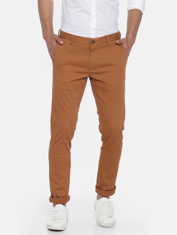 b70cdba5e28 Men Casual Trousers - Buy Casual Pants for Men in India - Myntra