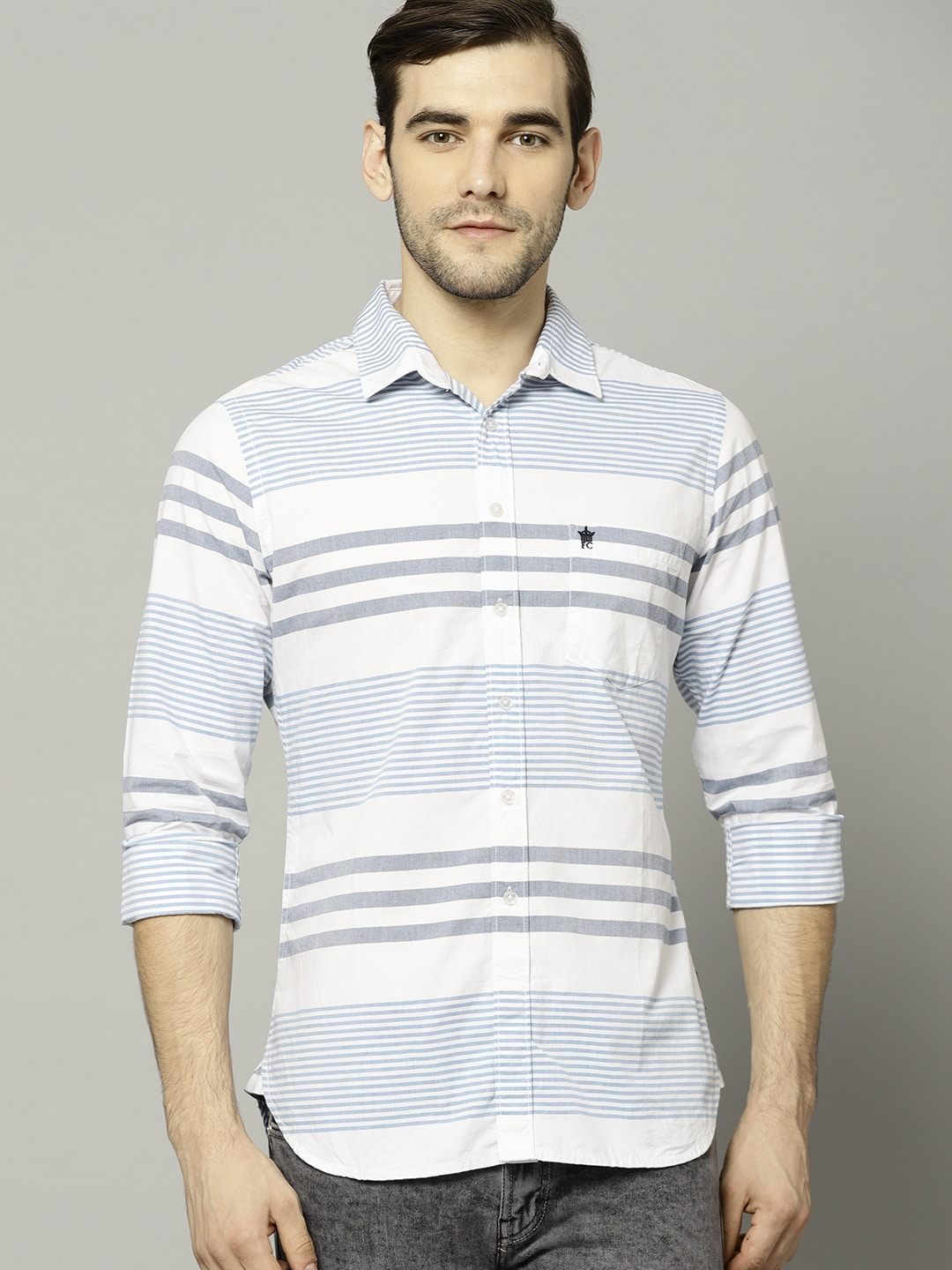 adcc341e721dc Casual Shirts for Men - Buy Men Casual Shirt Online in India