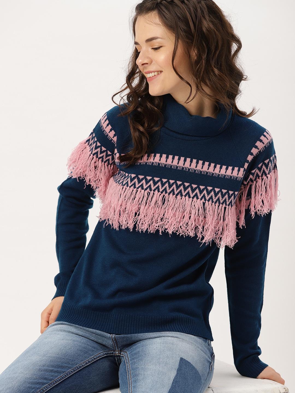 cdb554a02 Dressberry Women Sweaters - Buy Dressberry Women Sweaters online in India