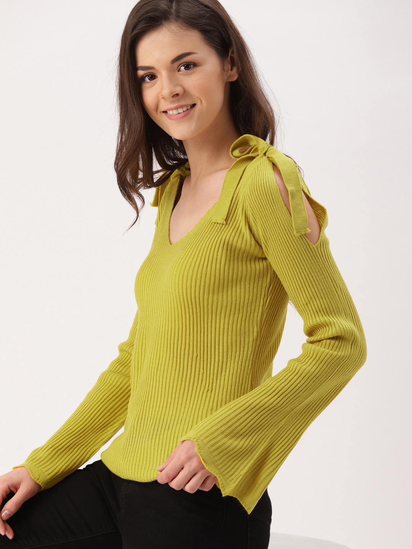 551380fd8e Sweaters for Women - Buy Womens Sweaters Online - Myntra