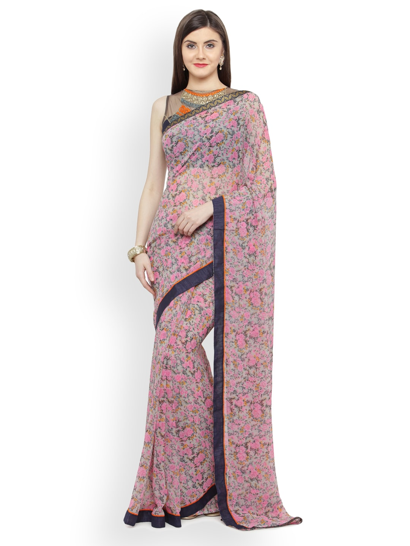 79e7961689b12 Georgette Sarees - Buy Georgette Saree Online in India
