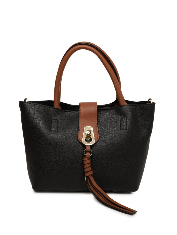 41287ac13a Dressberry Black Handbags - Buy Dressberry Black Handbags online in India