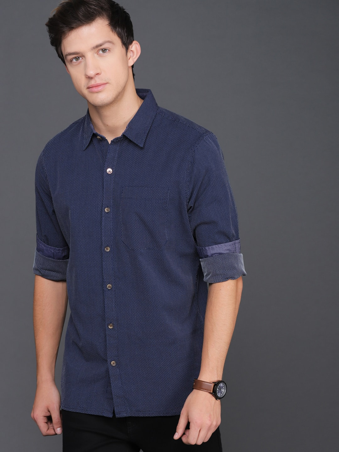 895710efe8a Casual Shirts for Men - Buy Men Casual Shirt Online in India