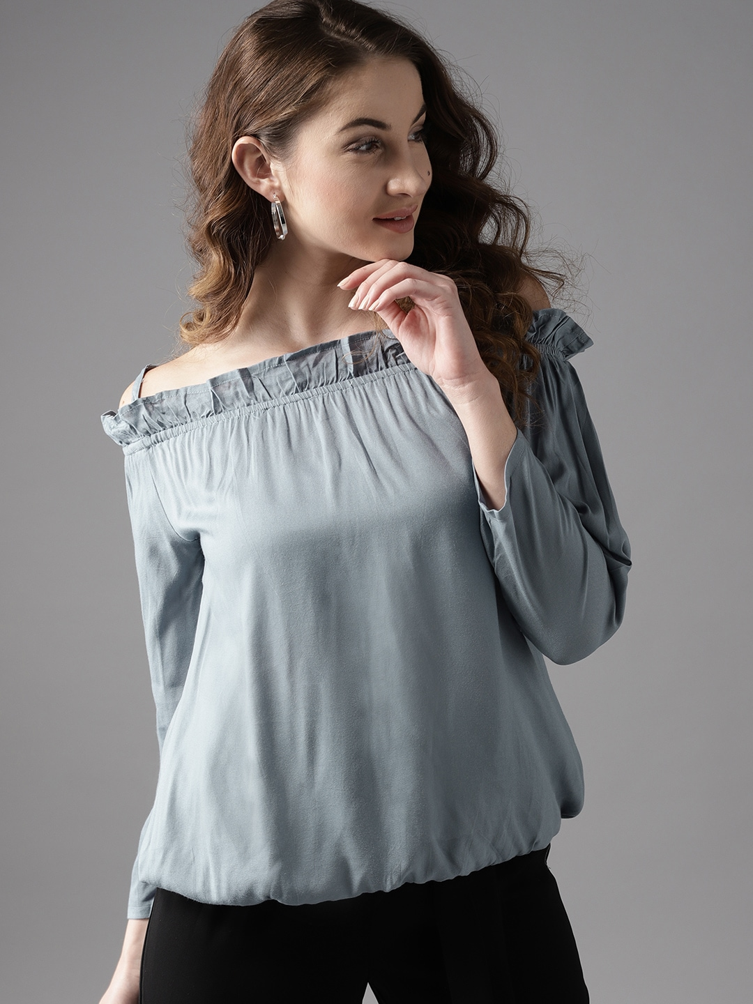 391a21d5338cc Casual Tops - Buy Casual Tops for Women   Girls Online