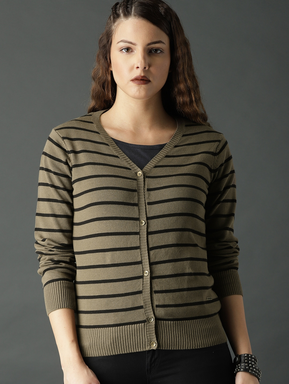 fa30ce52194b Women s Cardigans - Buy Women Cardigans Online in India