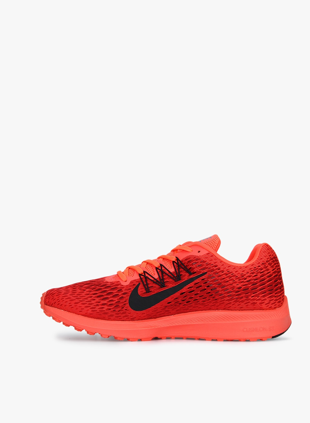 aec79234d47 Nike Air Zoom Winflo 5 Red Running Shoes