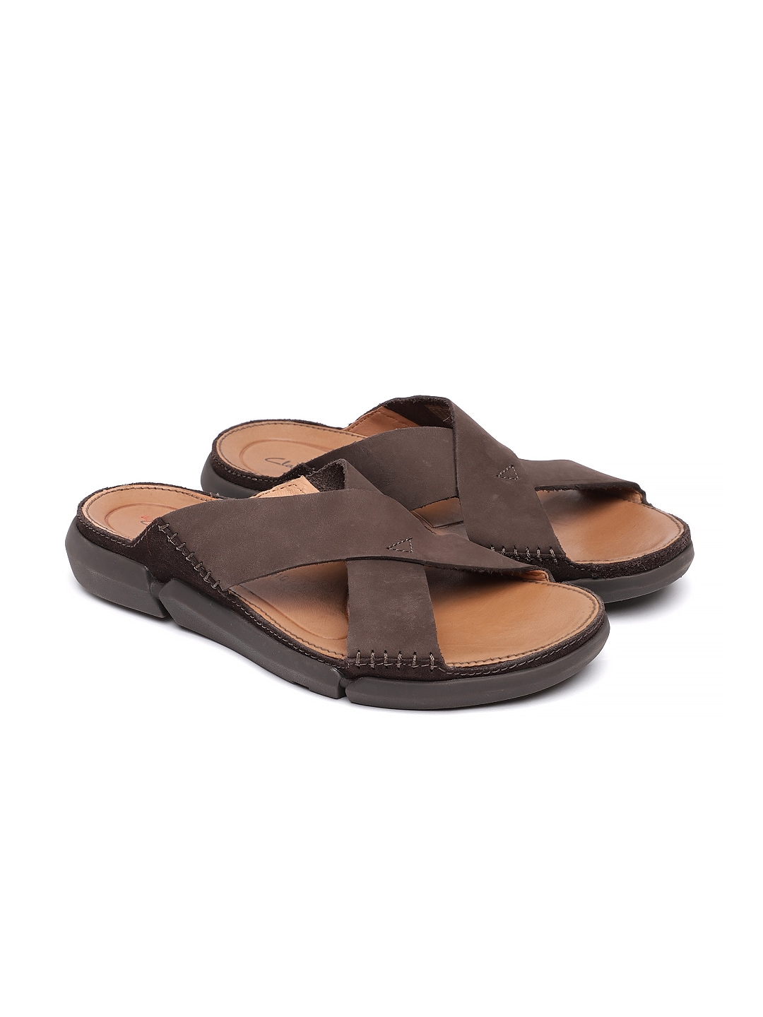 cc7a2cd4e7fe Clarks Sandals - Buy Clarks Sandals Online in India - Myntra