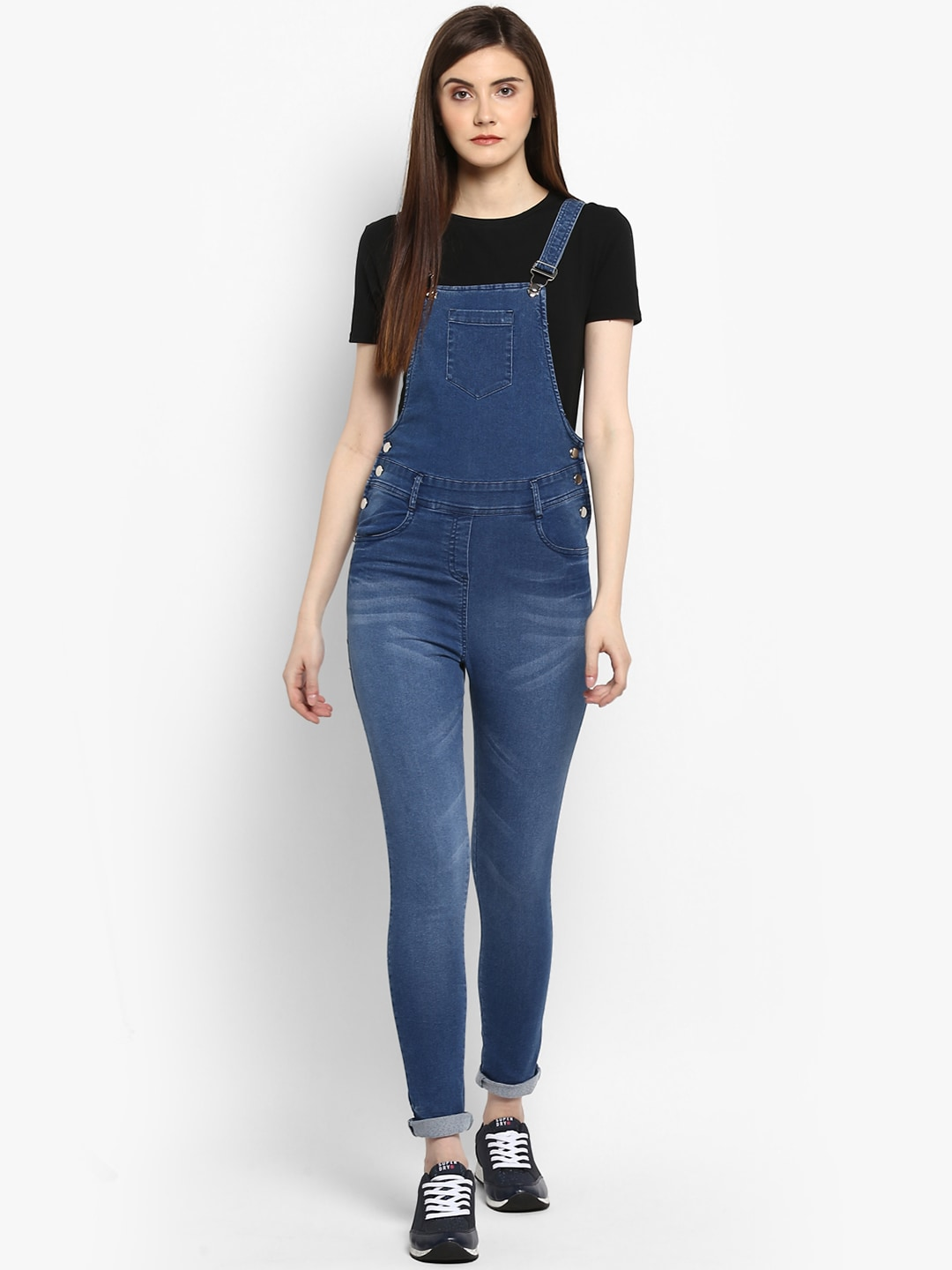 Dungarees Buy Dress For Women Online Myntra With Hood 10