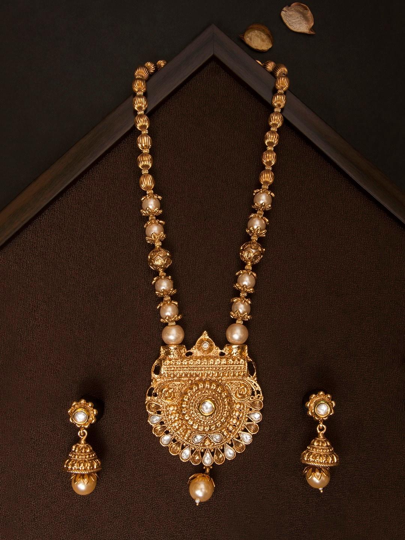 512f0f517ef47 Beaded Jewellery - Buy Beaded Jewellery online in India