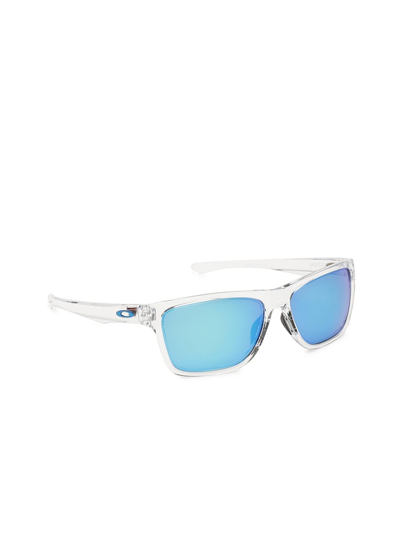 f957fd50b6 OAKLEY Men Rectangle Sunglasses 0OO933493341358