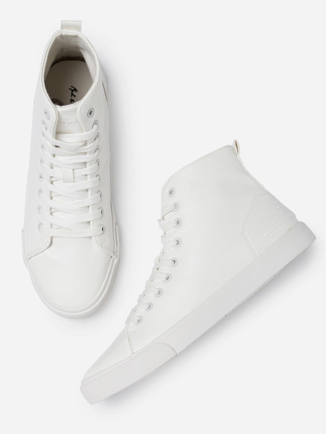 quality design 35b0e 34852 High Top Shoes - Buy High Top Shoes online in India