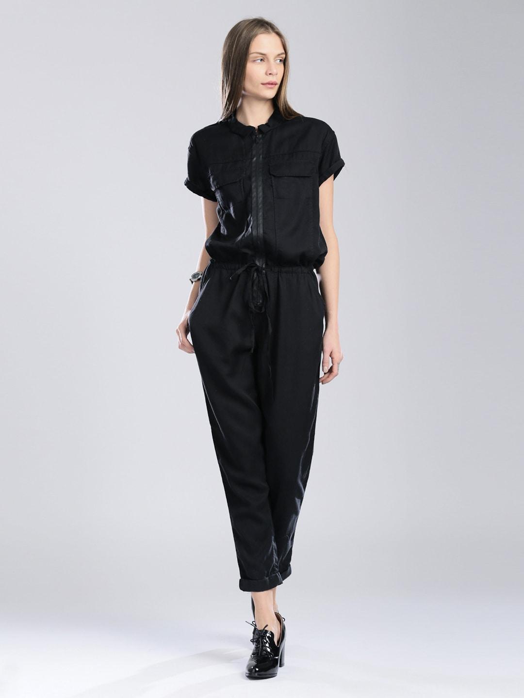 fa71a9bd3c Women Black Dress Dresses Jumpsuit - Buy Women Black Dress Dresses Jumpsuit  online in India