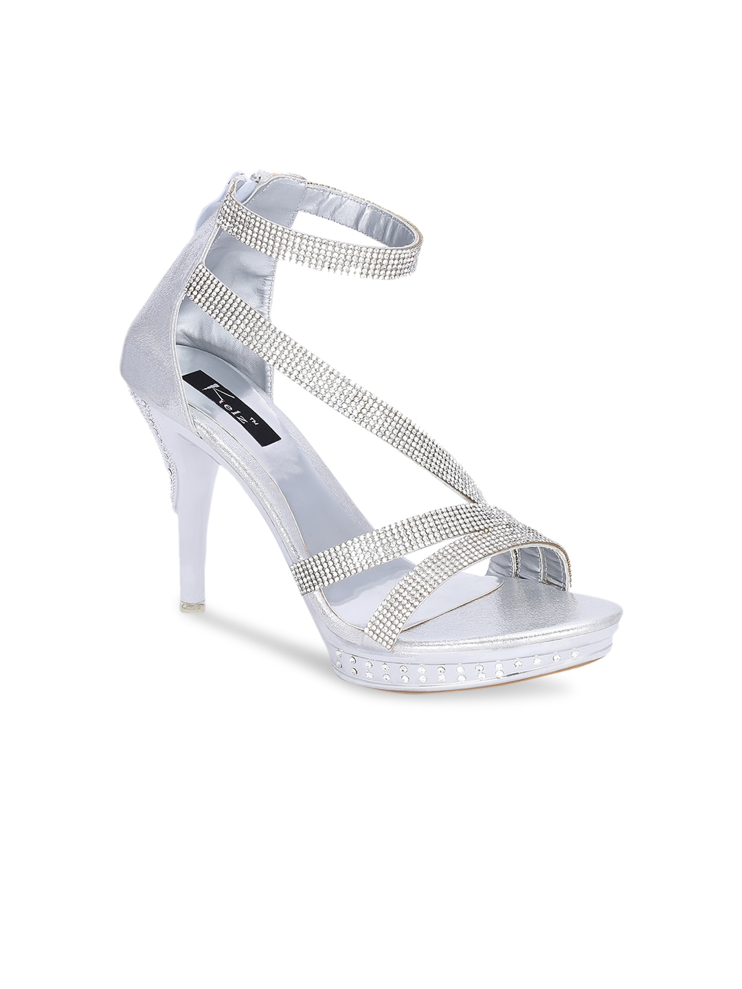 4f042c6f6798 Kielz Stiletto Heels - Buy Kielz Stiletto Heels online in India