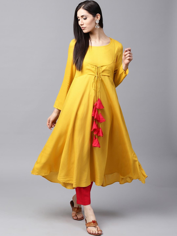 72154838ec7bf Long Anarkalis - Buy Long Anarkali Suits online