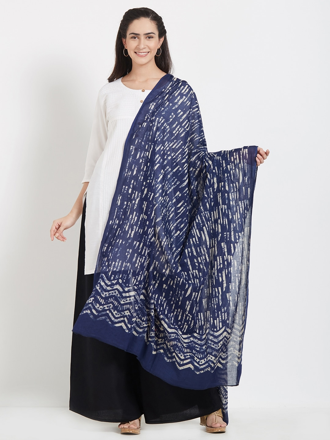 cf15336f54 Cotton Dupatta