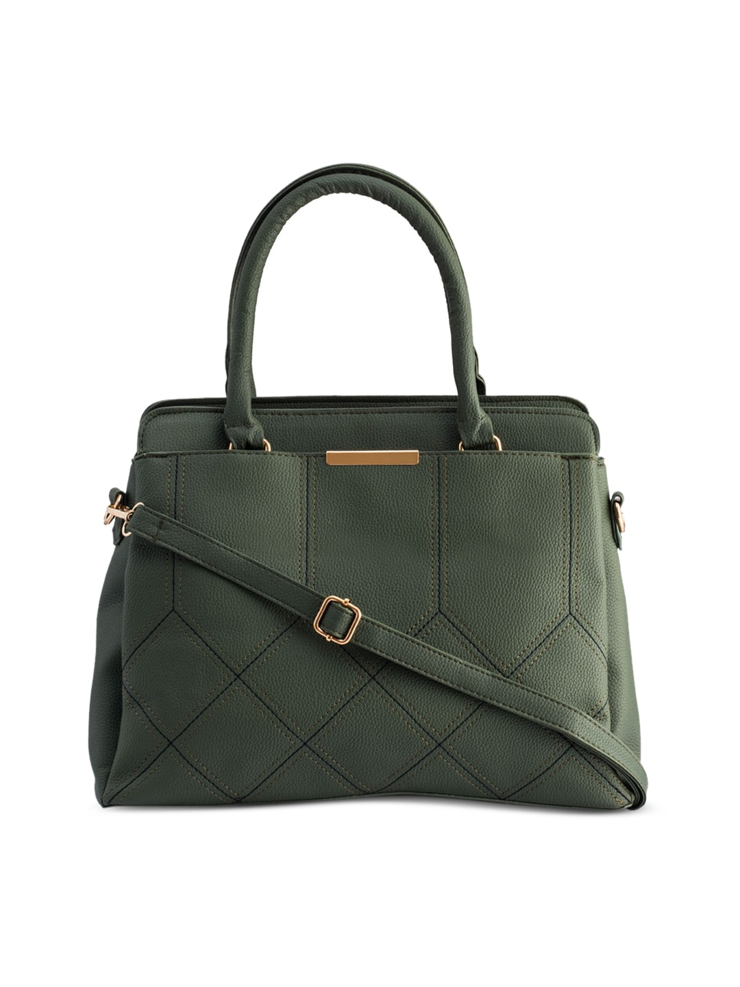 c15221f6ac7a Olive Green Handbags - Buy Olive Green Handbags online in India
