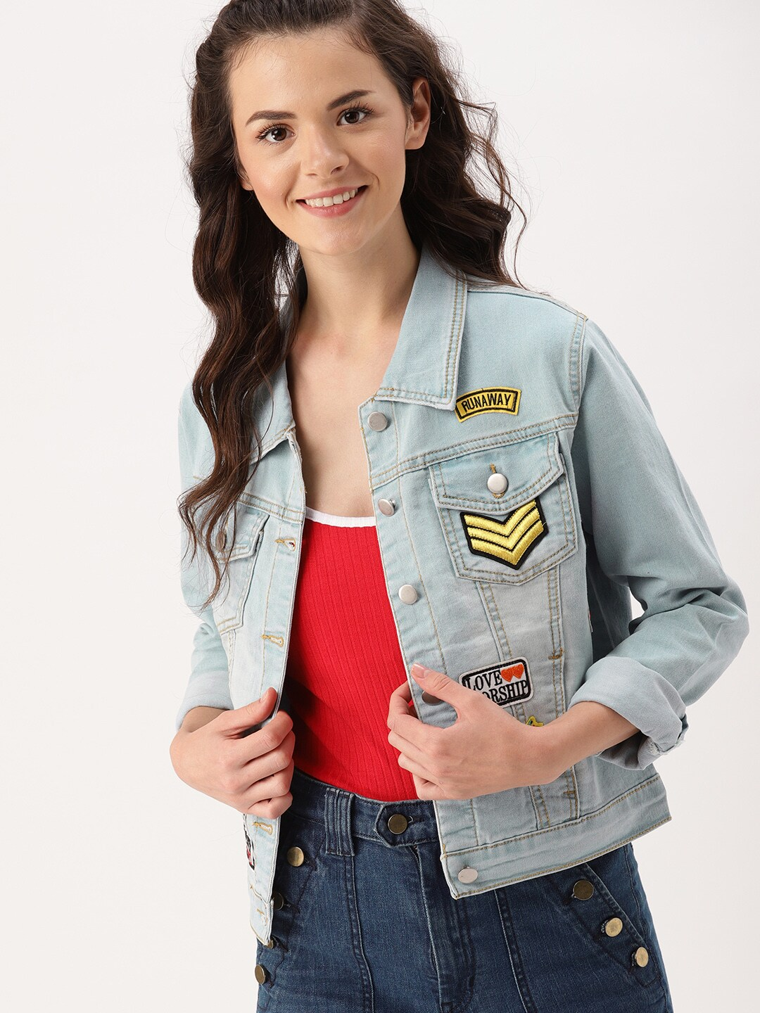 273e3403182 Jackets for Women - Buy Casual Leather Jackets for Women Online