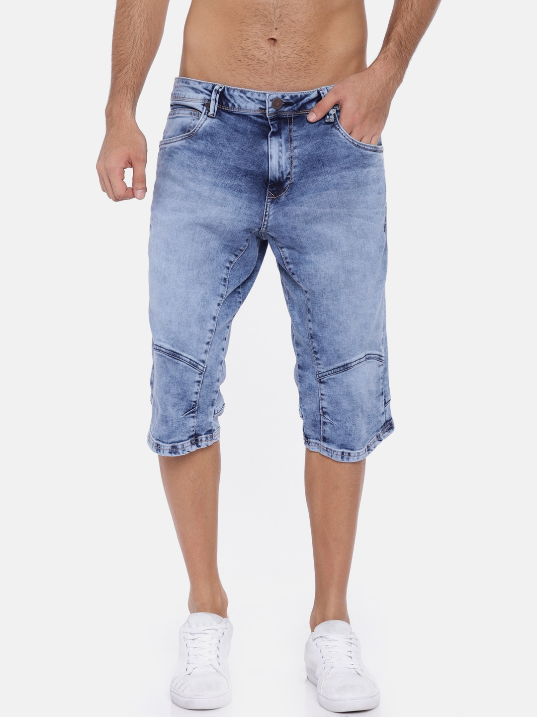 1557856fa7c Men Shorts - Buy Shorts   Capris for Men Online in India