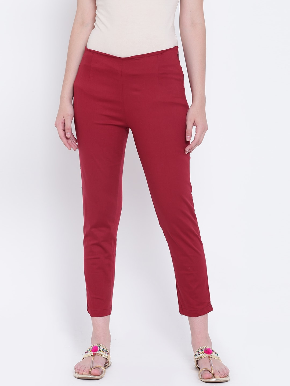 8fa7fbefb180f0 Women%27s Trousers - Buy Women%27s Trousers online in India