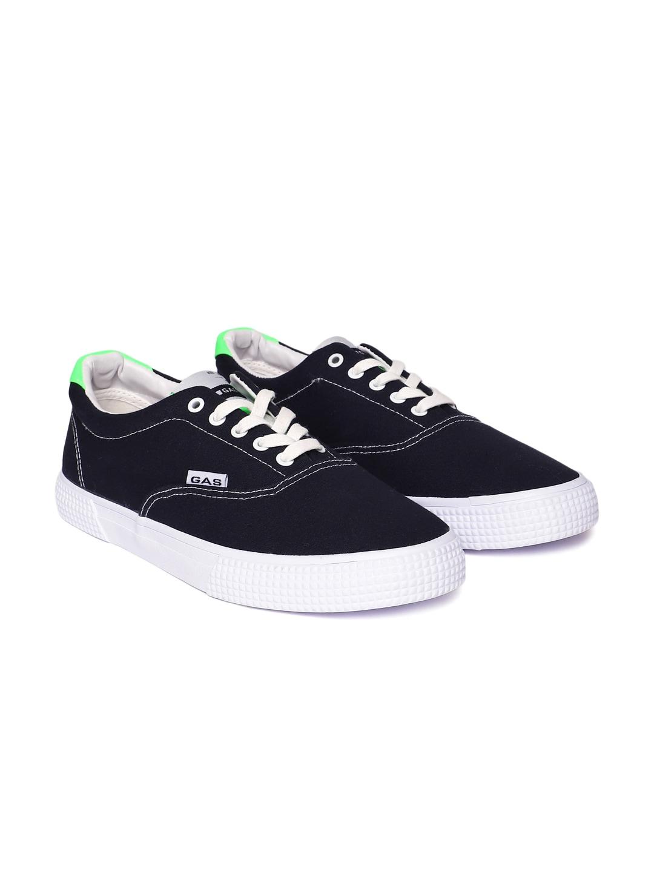 Gas Sunset Sneakers Cv Navy Blue California Men JlcFK1