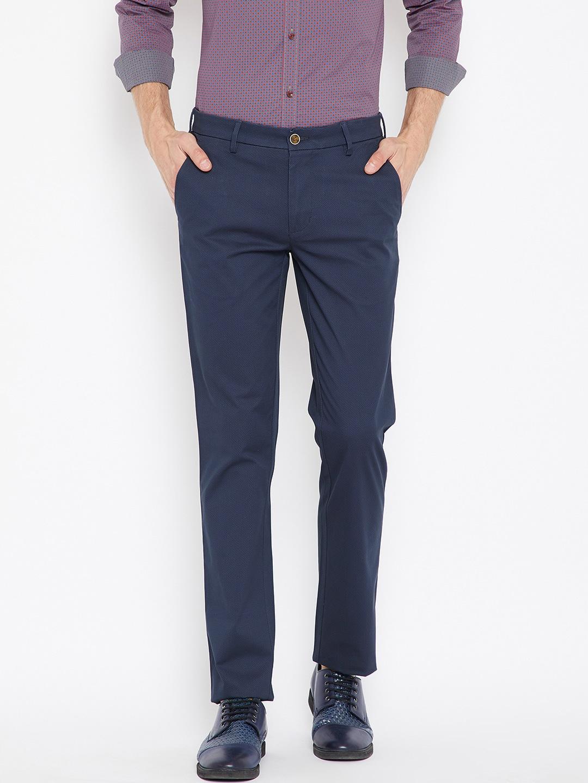 97881e9d864d Park Avenue Avenue Chinos Trousers - Buy Park Avenue Avenue Chinos Trousers  online in India