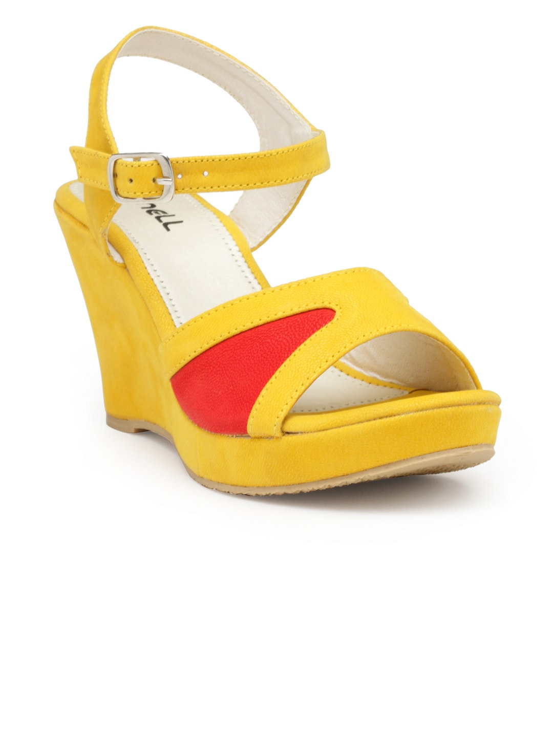 e9e29447f7f Yellow Heels - Buy Yellow Heels online in India