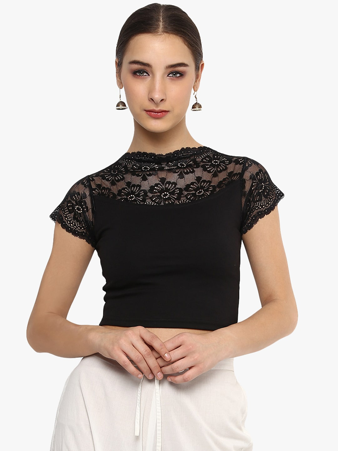 36cdd188f3afe Blouses - Shop for Designer Blouse Online in India