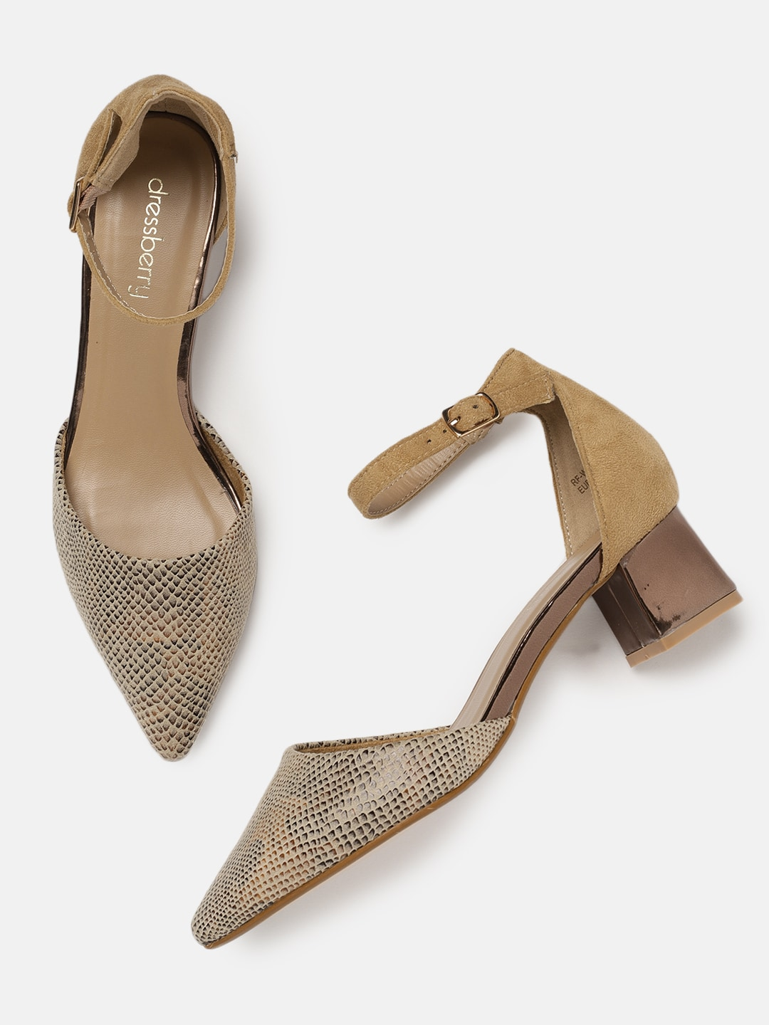 fc171ad7f2a Dressberry Pumps Heels - Buy Dressberry Pumps Heels online in India