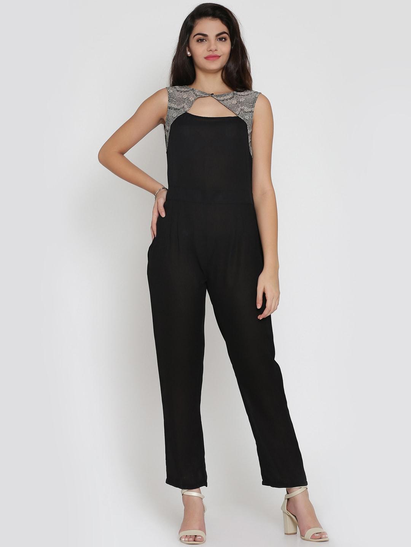 5e7924159205 Women Tracksuits Jeans Jumpsuit - Buy Women Tracksuits Jeans Jumpsuit  online in India