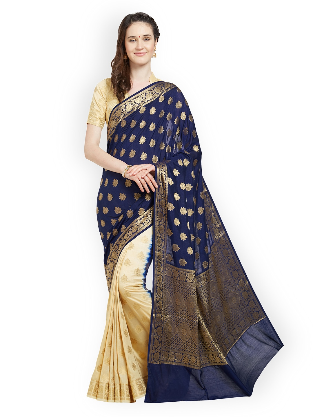 9c00a34782 Ethnic Wear Sarees - Buy Ethnic Wear Sarees online in India